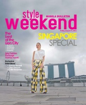 Dario Tibay - Manila Bulletin Style Weekend Magazine