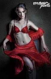Evelyn Duperron - Mua: Maureen Grobler