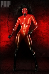 Paul Myers - Maria Body Paint