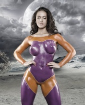 Paul Myers - Megan Body Paint