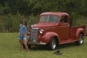 Donald Bates - Taylor's truck