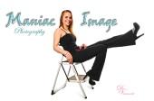 Maniac Image - Cover shot