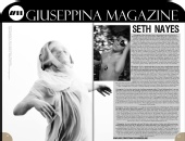 Seth Nayes - Interview and 5 page spread!