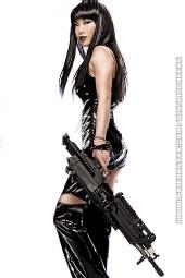 Angela Ricardo - Terminator