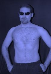 Jeffrey Douglas DeCristofaro - Jeffrey D DeCristofaro - Black in Blue