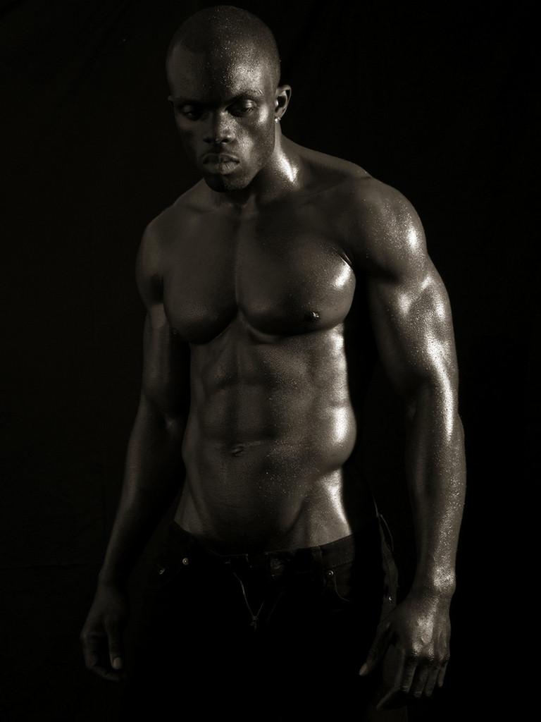 Обнаженные Черные Мужчины