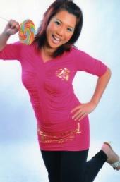 Angeline Chan - Fashion Lollipop Look