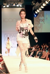 Phuong Rouzaire - Dubai Fashion Week A/W 2010