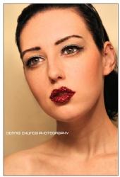 DennisChunga - Glitter Lipped
