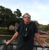 Richard Johnson - My Work Place, AKA Florida