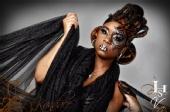 Karyn Rhodes ~Impeccable Hair Salon - The Spider Shoot