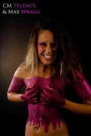 Rachael Thomas1 - ax Wragg(MUA) Clare Joyce(Photographer)