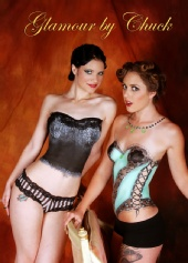 Glamour by Chuck - Who doesn't like a little body paint