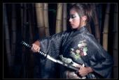 Tomomi Yamahata - japanese style shoot