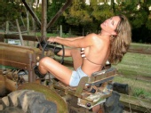 Rhonda24 - You Think My Tractor's Sexy??