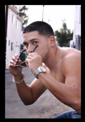 Blaine Ruiz - Alley glasses color