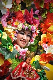 Katrina Pacheco - Sinulog 2010, Cebu, Philippines
