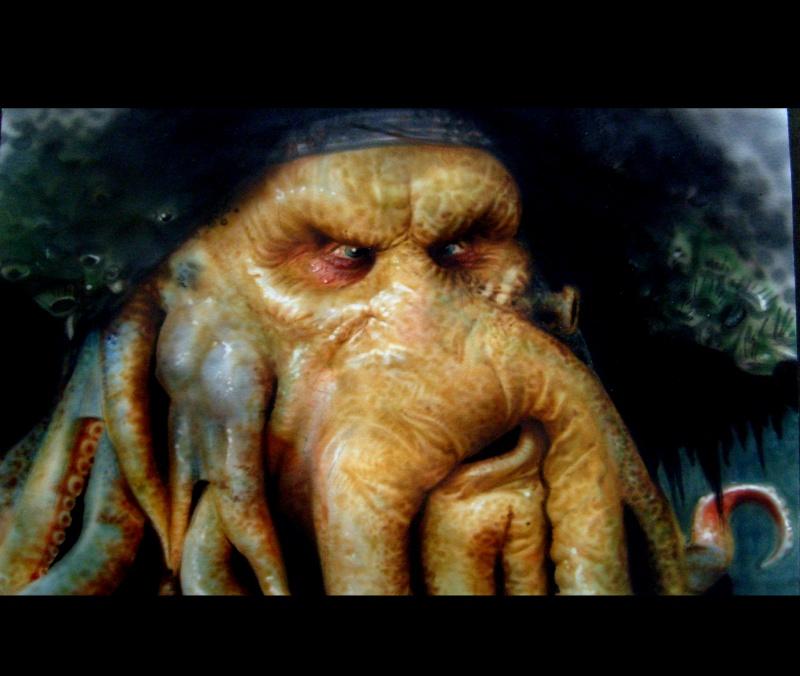 DAMION009 - Davy Jones
