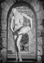 Enlightened Photographer - Human Statue