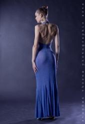 Kimber Johnson - Kim/BlueDress