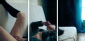 Tom Spianti - Fannette - On the coutch triptych