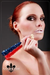 Lisa Michelle Dixon - Red White & Blue