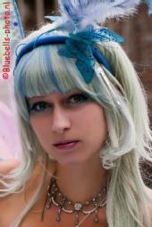 Bluebells-photo - Diana The Blue Fairy