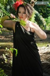 Satin Dolls Photography - Iko a.k.a. the Black Widow