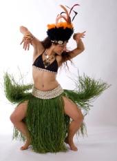 """Yamina """"Soreya"""" - Polynesian dance"""