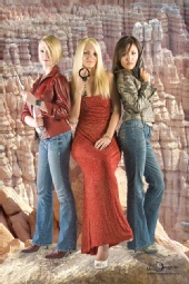 Brad Meador Design - Bad Girls in the Badlands