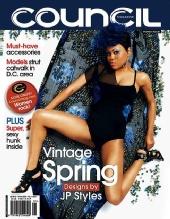 COUNCIL MAGAZINE - Council Magazine Spring 2009 Cover