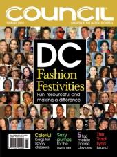 COUNCIL MAGAZINE - Council Magazine Summer 2010 Cover