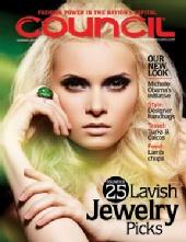 COUNCIL MAGAZINE - Council Magazine SUMMER 2011 Cover