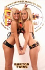 FIREBALL MODELS - THE BARTON TWINS