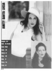 Amity Santa Lucia - tear-sheet