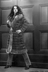 Sabrina Alexandra Ladicha - Vogue-Style-Fotoshooting