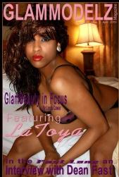 GlamModelz Magazine - LaToya
