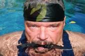 Jack Long - Mission Commando - before battle