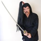 Jack Long - The Ninja