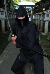 Jack Long - American Ninja