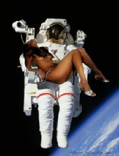 Space Beauties - Lost in Space...Found in Space