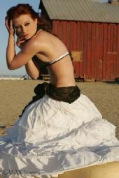 GMAX Imagery - Hoop Dress