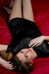 Bianca Diamond - In black