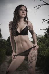 Kaylee - outdoors