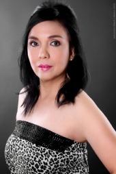 Melanie Velez - Photo shoot in Manila