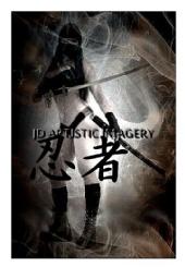 JD ARTISTIC IMAGERY - Sexy Ninja