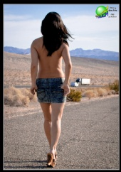 Natalie Cheng - Heading home from Las Vegas