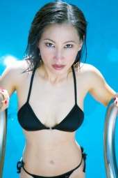 CHRISTINE LEE - Beautiful Pool Shot