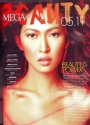 jhenn olivar - MEGA MAGAZINE beauty segment cover