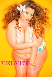 Velvet - Itsybitsey Teenyweeney